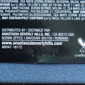 Anastasia Beverly Hills Makeup - ABH Subculture - Like New, Discontinued